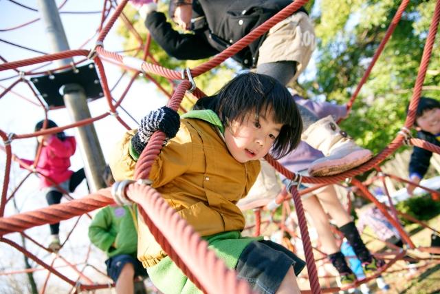 ぐるぐる広場|金沢市にある犀川沿い大桑の公園でゆっくり子どもと遊ぼう!