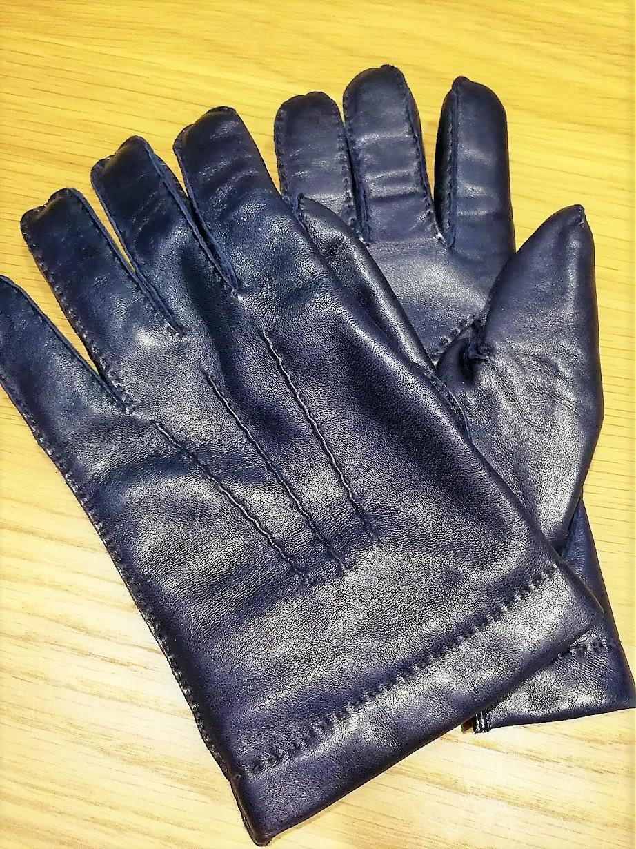 大人の粋な着こなしするなら手袋を!メローラの手袋が一つ上のランクに誘うはず
