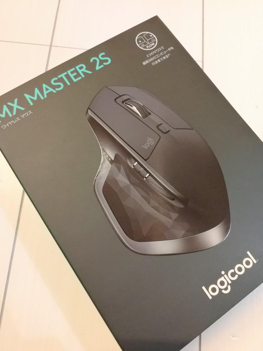 Logicoolのマウス「MX MASTER 2S」が常識を覆してる