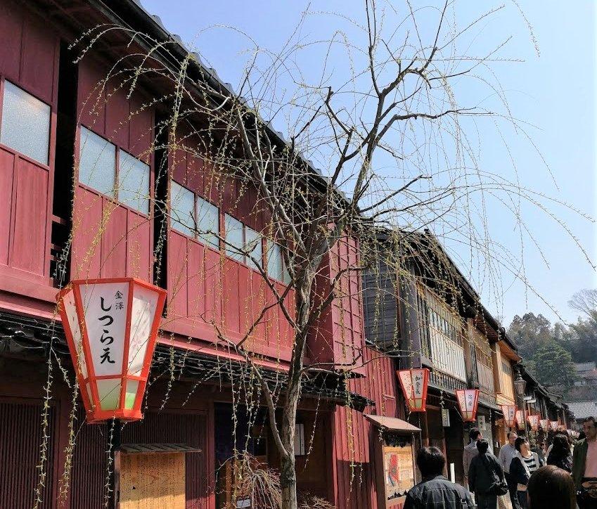 ひがし茶屋街|石川県に来たなら確実に押さえておきたい観光地