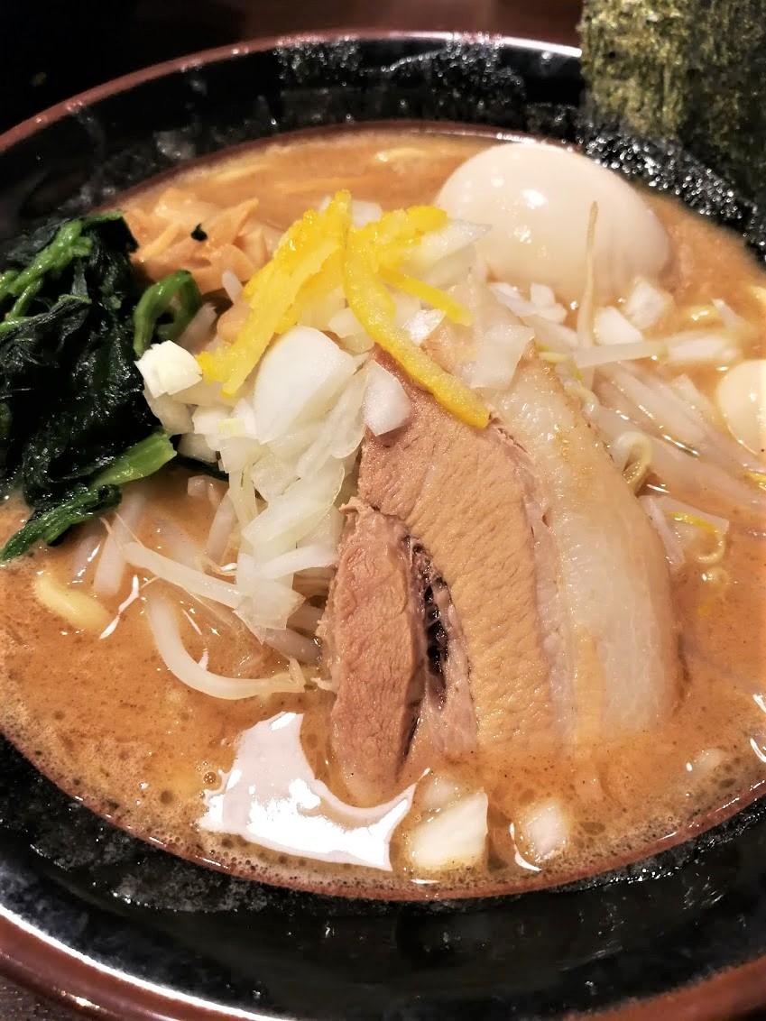 大吟豚|金沢市にある子どものらーめんが無料で嬉しすぎる横浜家系ラーメン