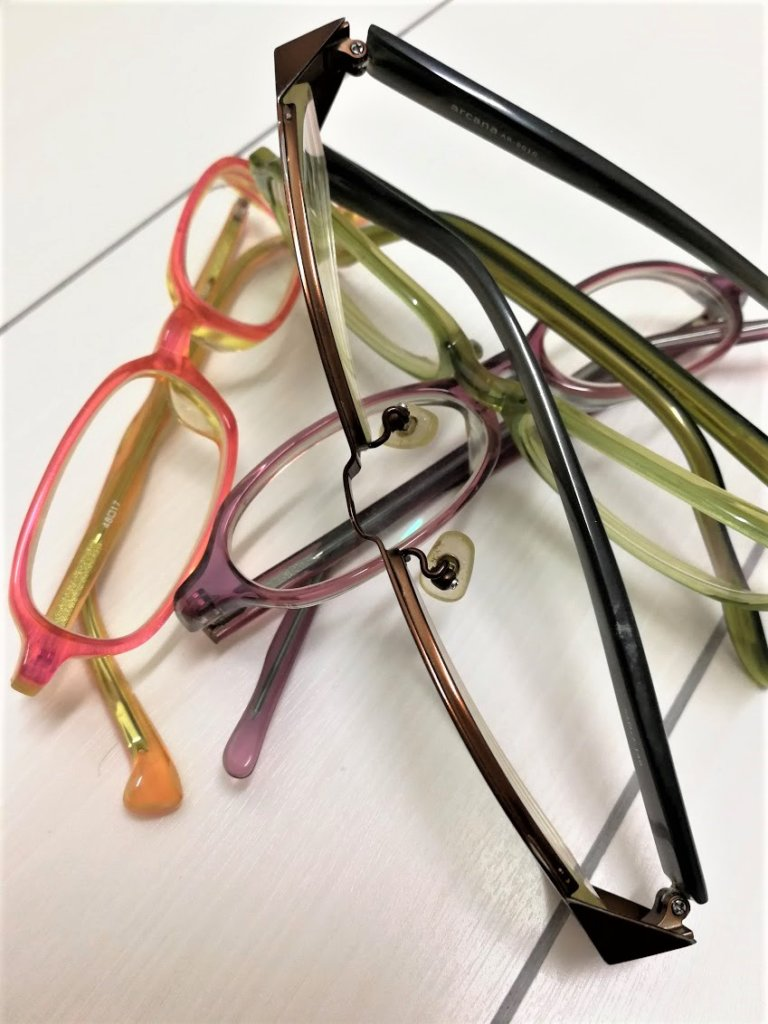 メガネコレクションケース