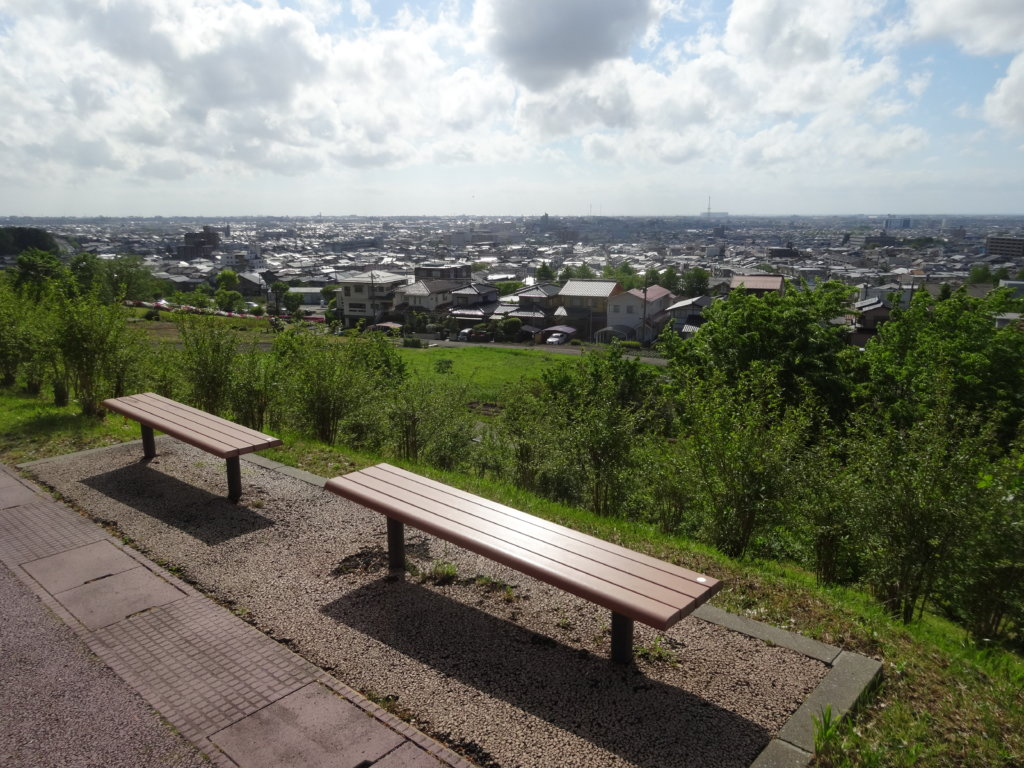 大乗寺丘陵公園