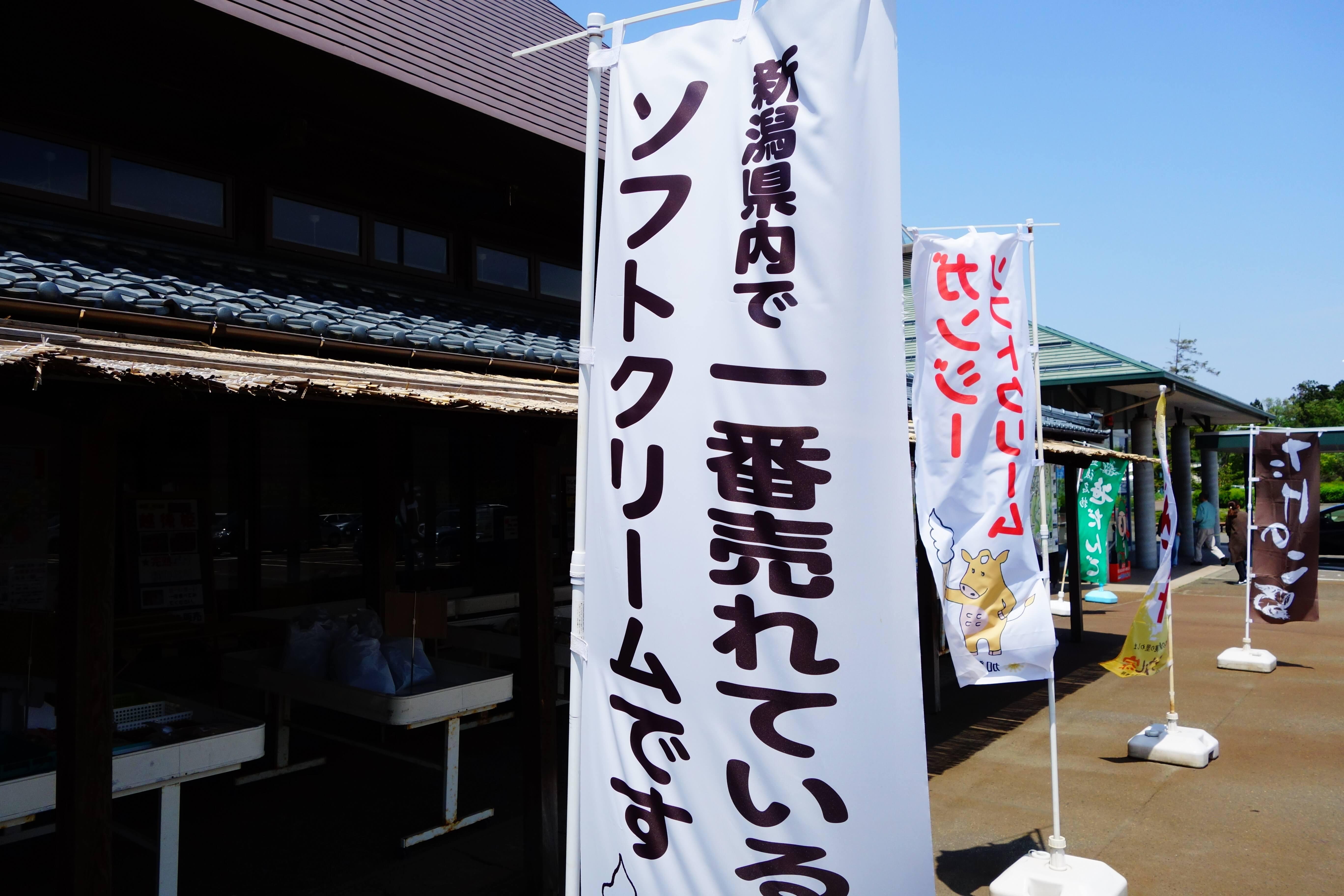 良寛の里わしま|日本に200頭!長岡市にある貴重な新鮮ミルクから作ったガンジーソフトクリームがオススメ