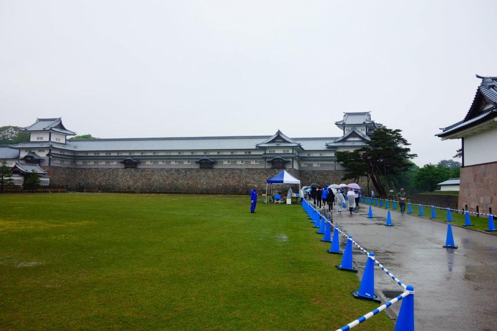 金沢城リレーマラソン