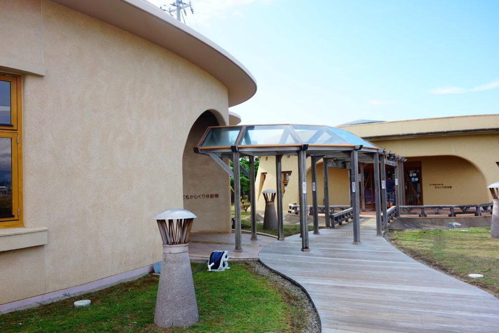 石川県石川県金沢港大野からくり記念館 建築