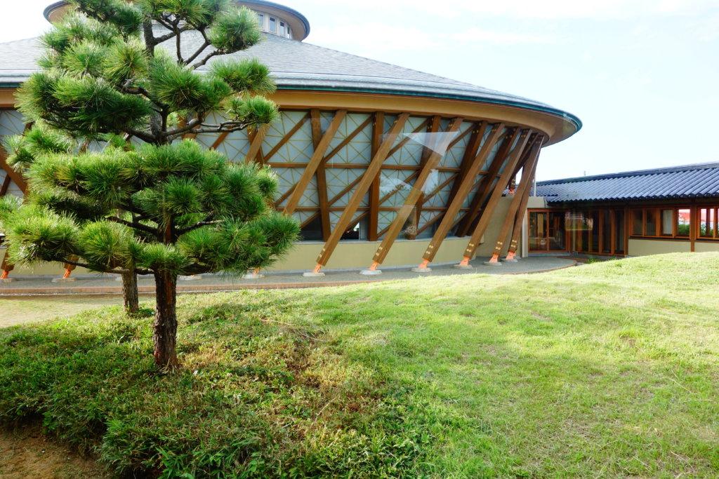 石川県石川県金沢港大野からくり記念館 外観