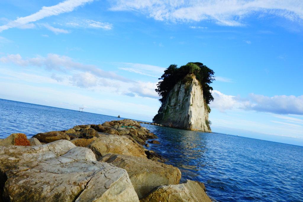 見附島 存在感
