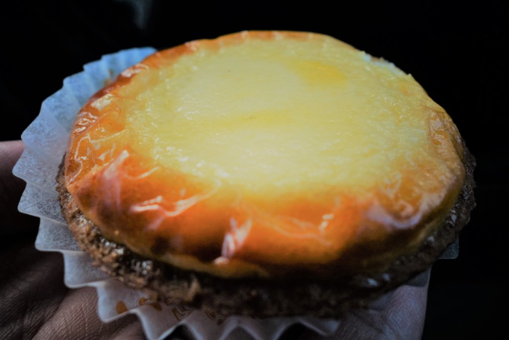 宿カリチーズケーキ