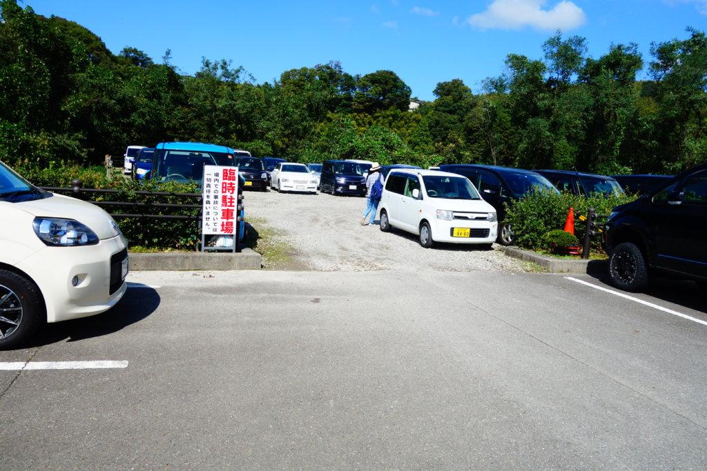 内川スポーツ広場 駐車場