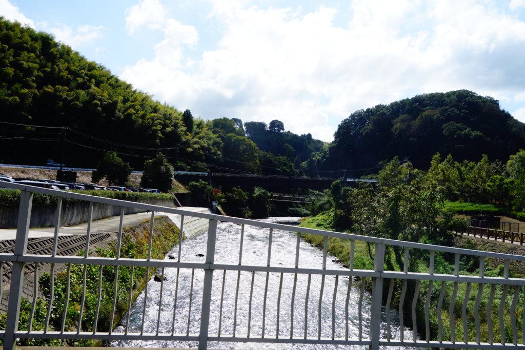 内川スポーツ広場 橋