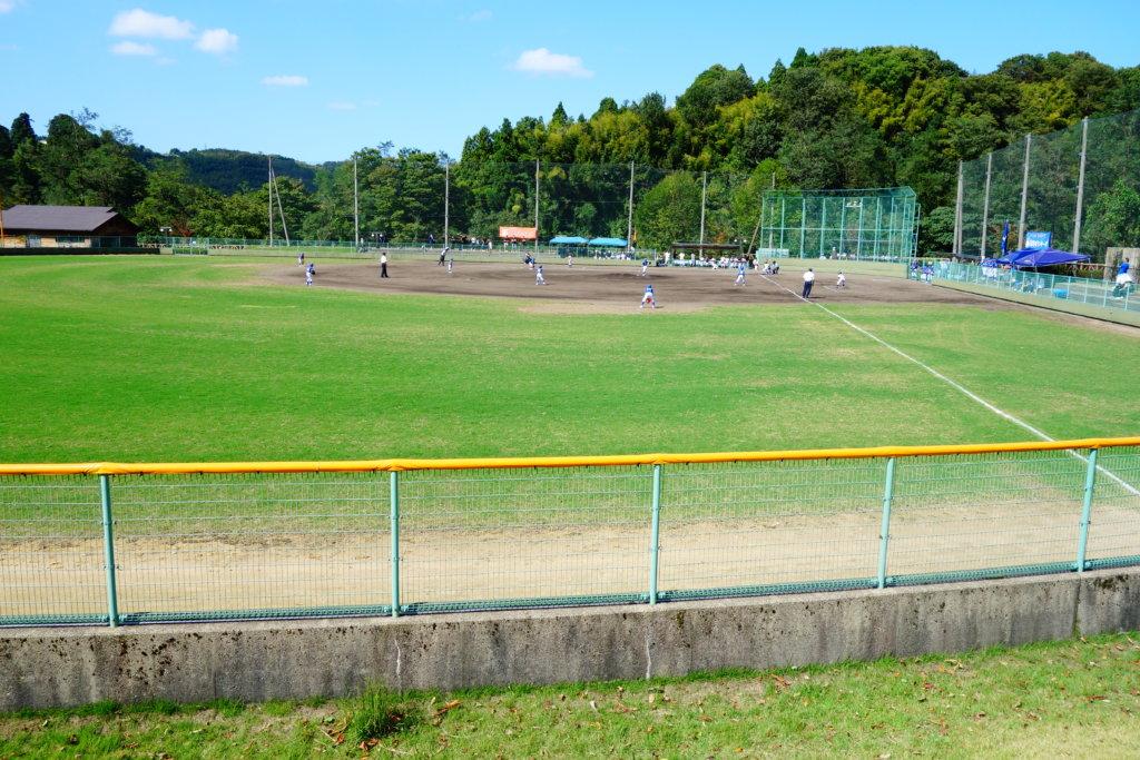 内川スポーツ広場 野球場