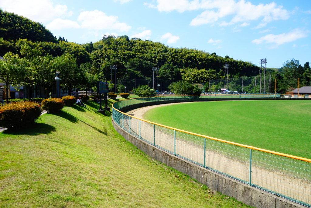 内川スポーツ広場 野球
