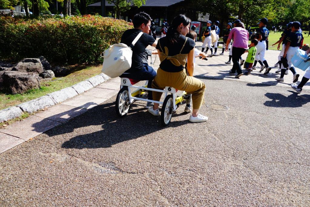 内川スポーツ広場 サイクリング