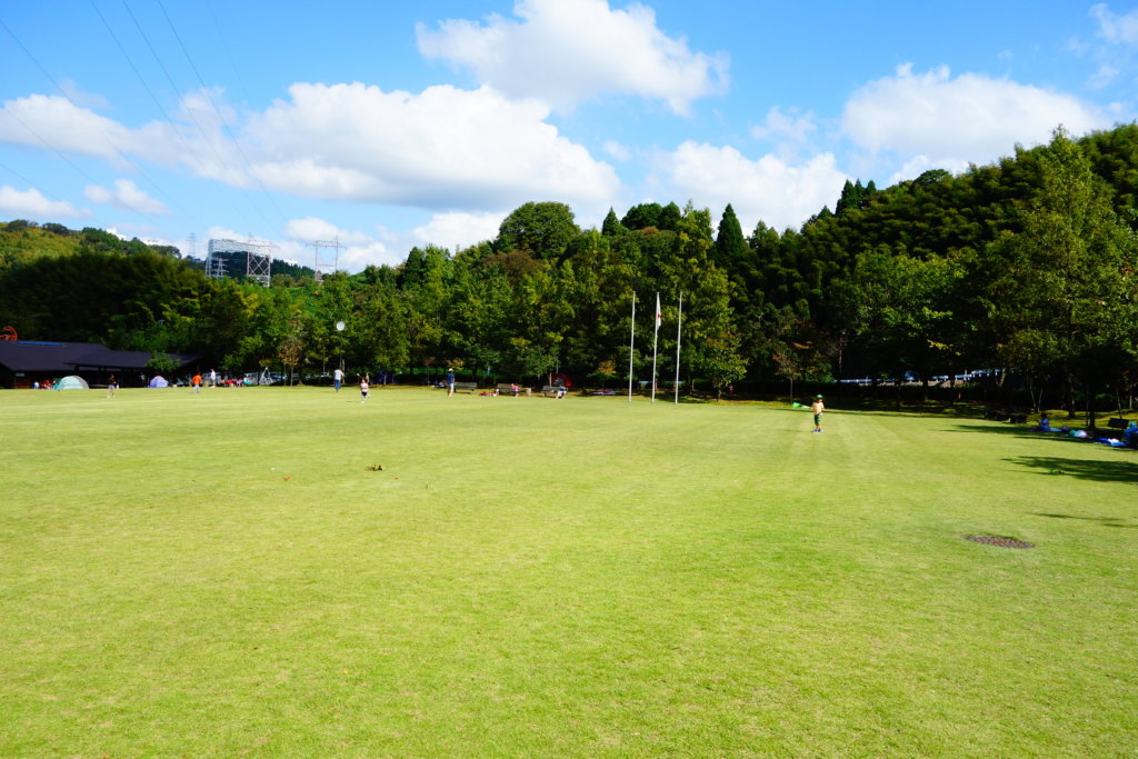 内川スポーツ広場 芝生