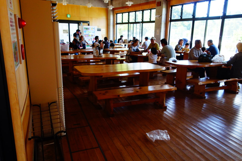 内川スポーツ広場 レストハウス