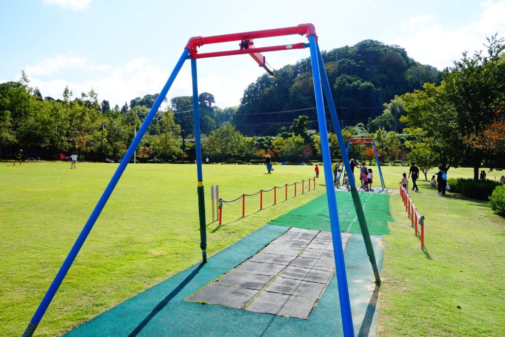 内川スポーツ広場 遊具