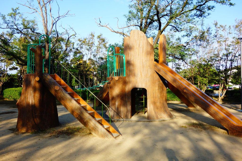 若宮公園 遊具