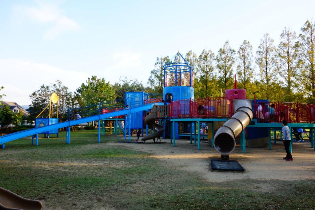 若宮公園 大型遊具