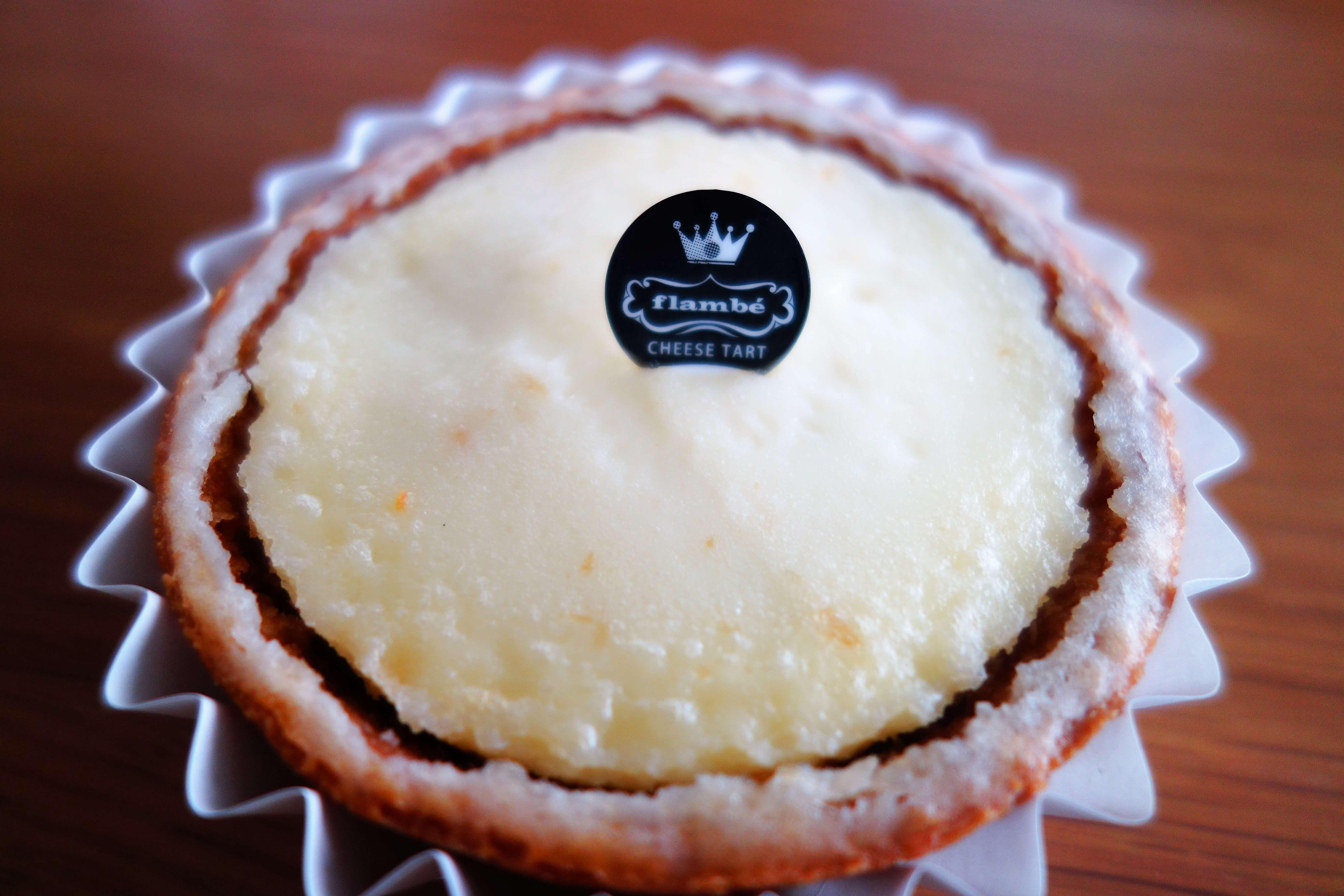 焼きチーズタルト専門店フラン|金沢市にある濃厚な2種類のチーズを重ねた「2重層のチーズ」がオススメ