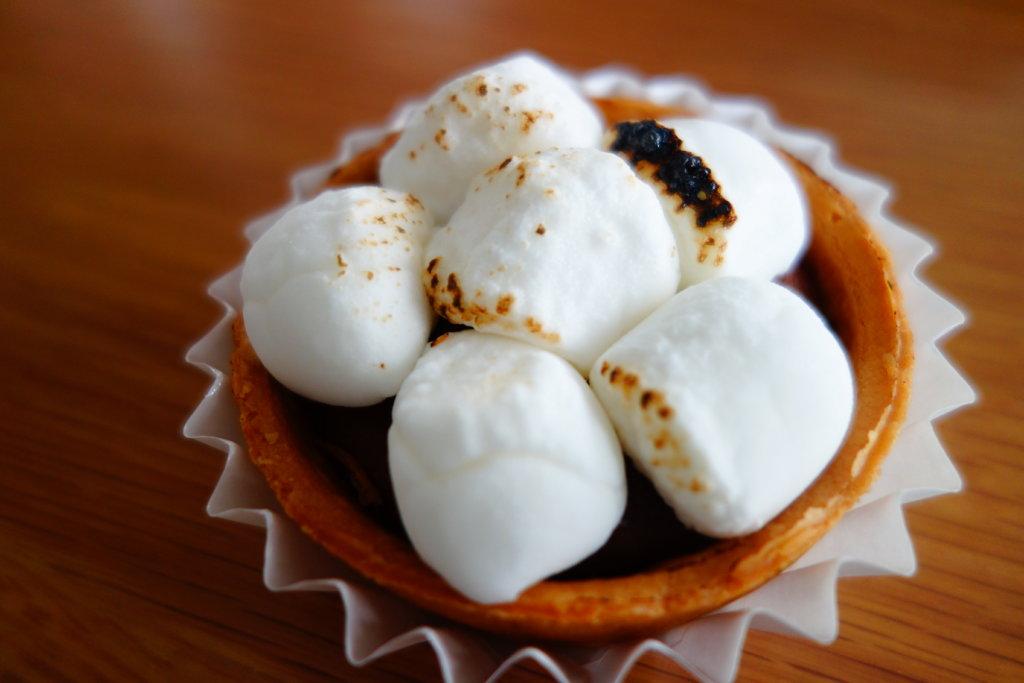 焼きマシュマロチョコレート