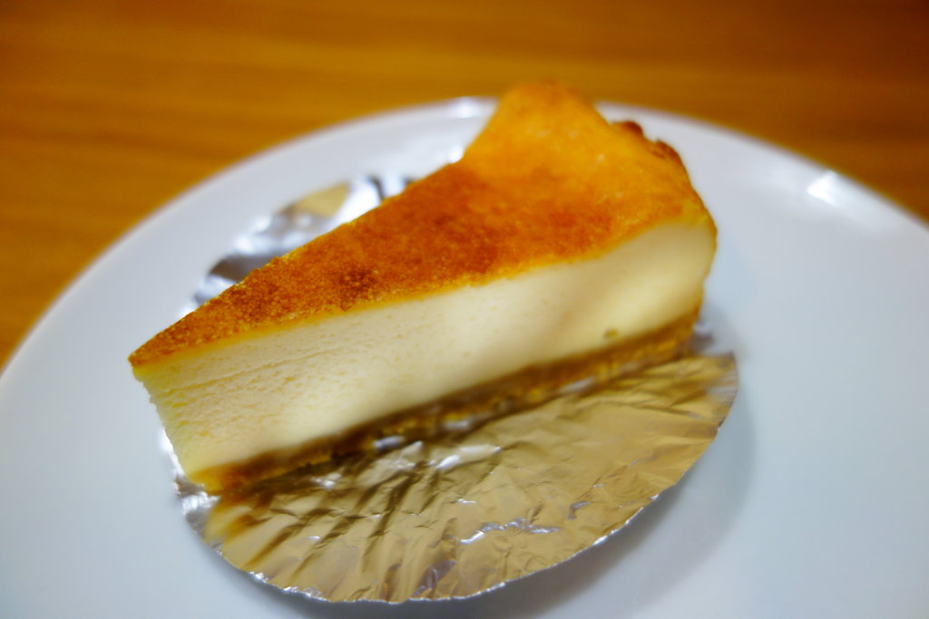みんみんぜみ チーズケーキ