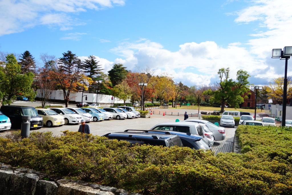 ルミュゼドゥアシュ 駐車場