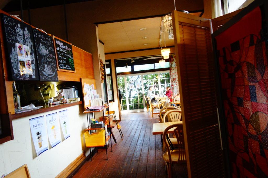 パウンドハウス カフェ