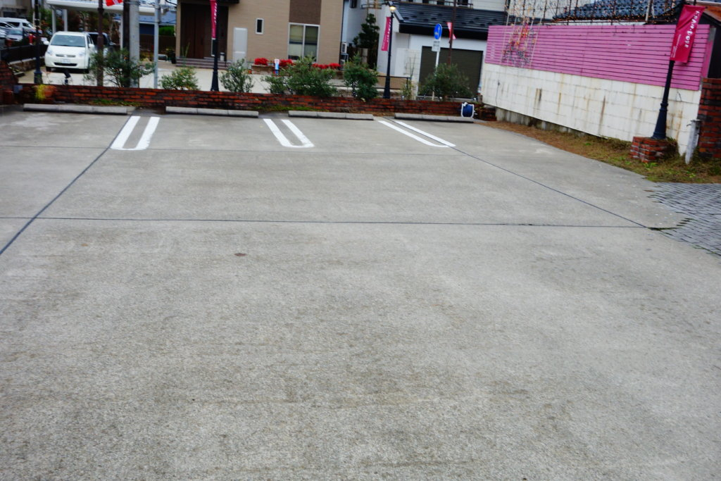 ふらん・どーる 駐車場