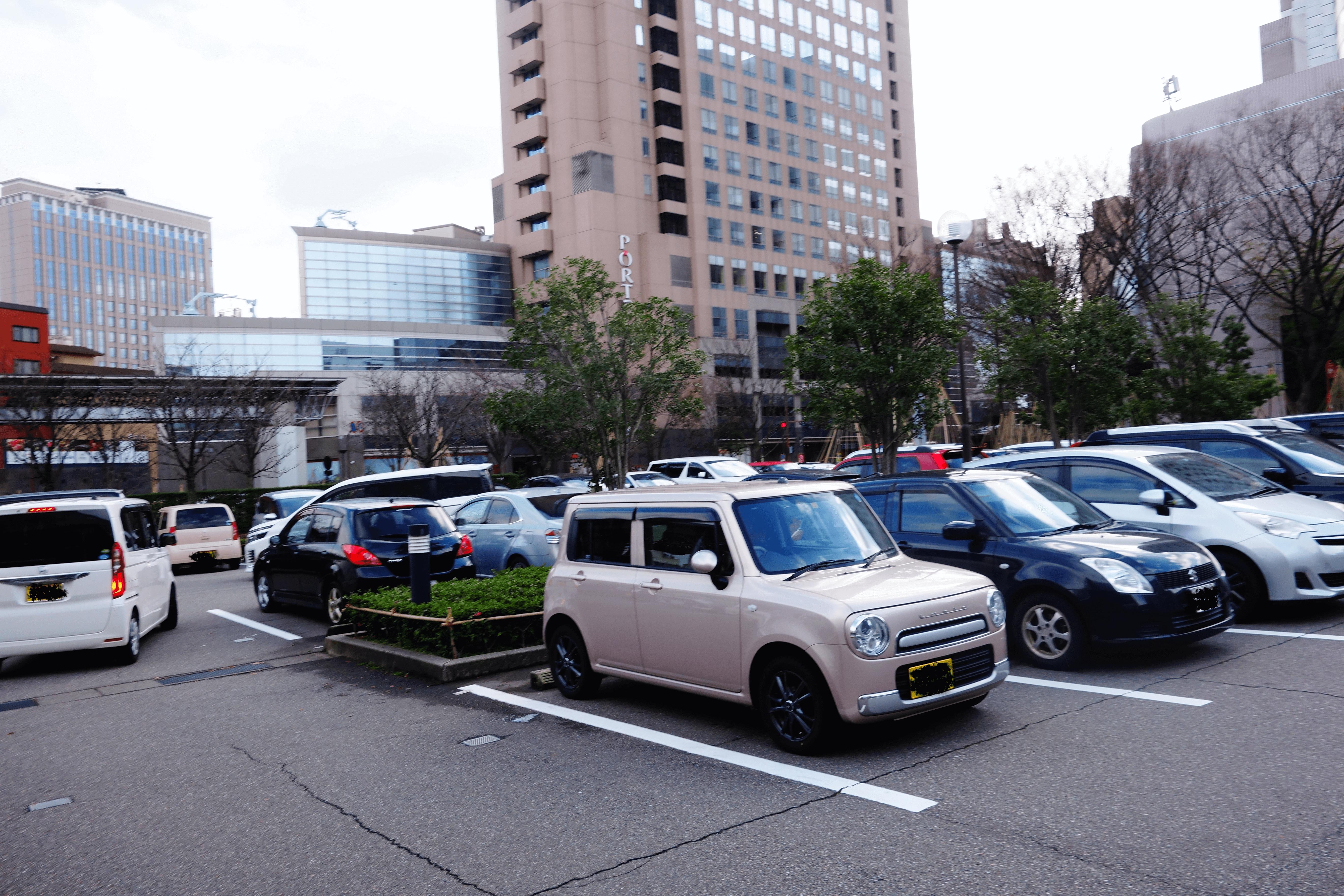 金沢駅東広場自家用駐車場|金沢市で駐車場料金をお得にする役立つ情報まとめ