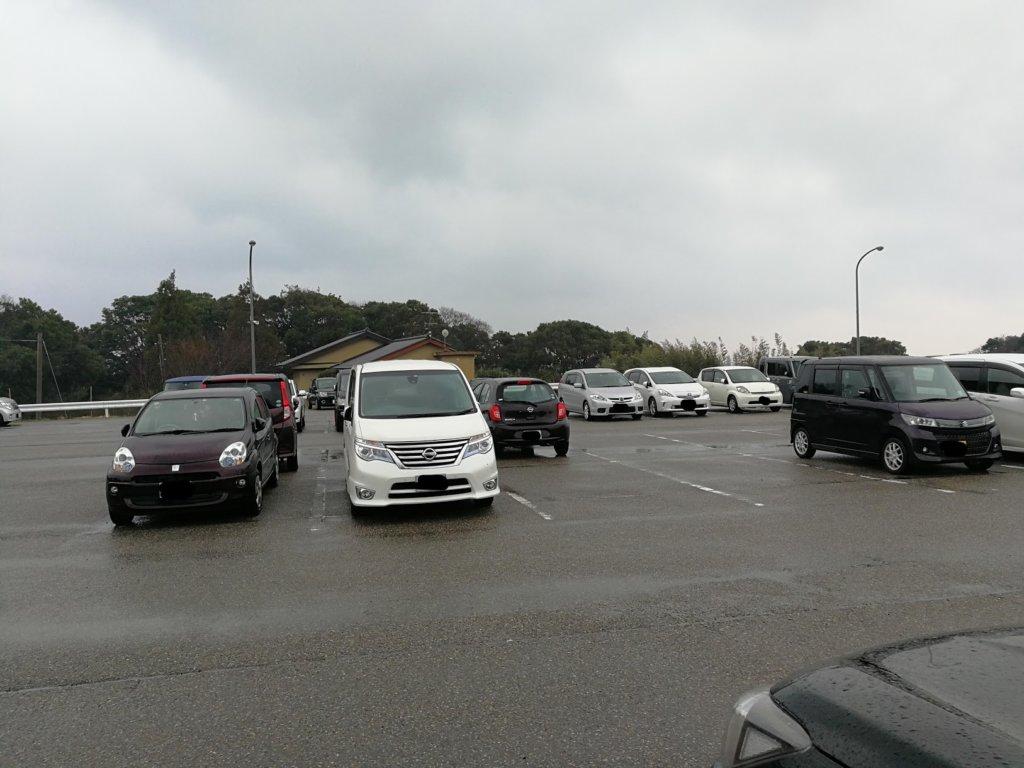 気多大社 駐車場