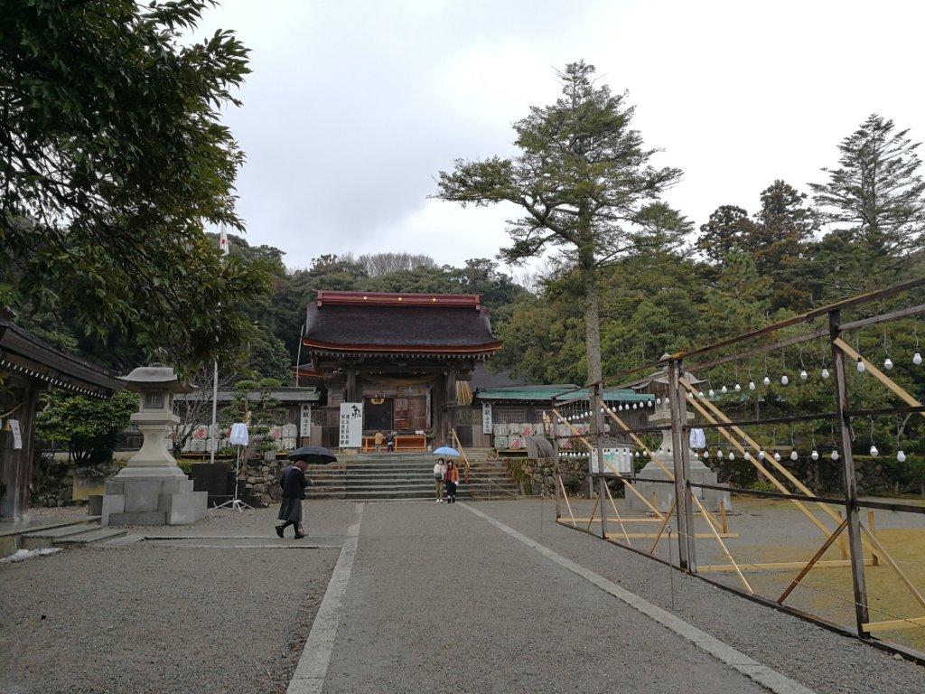 気多大社 石川県