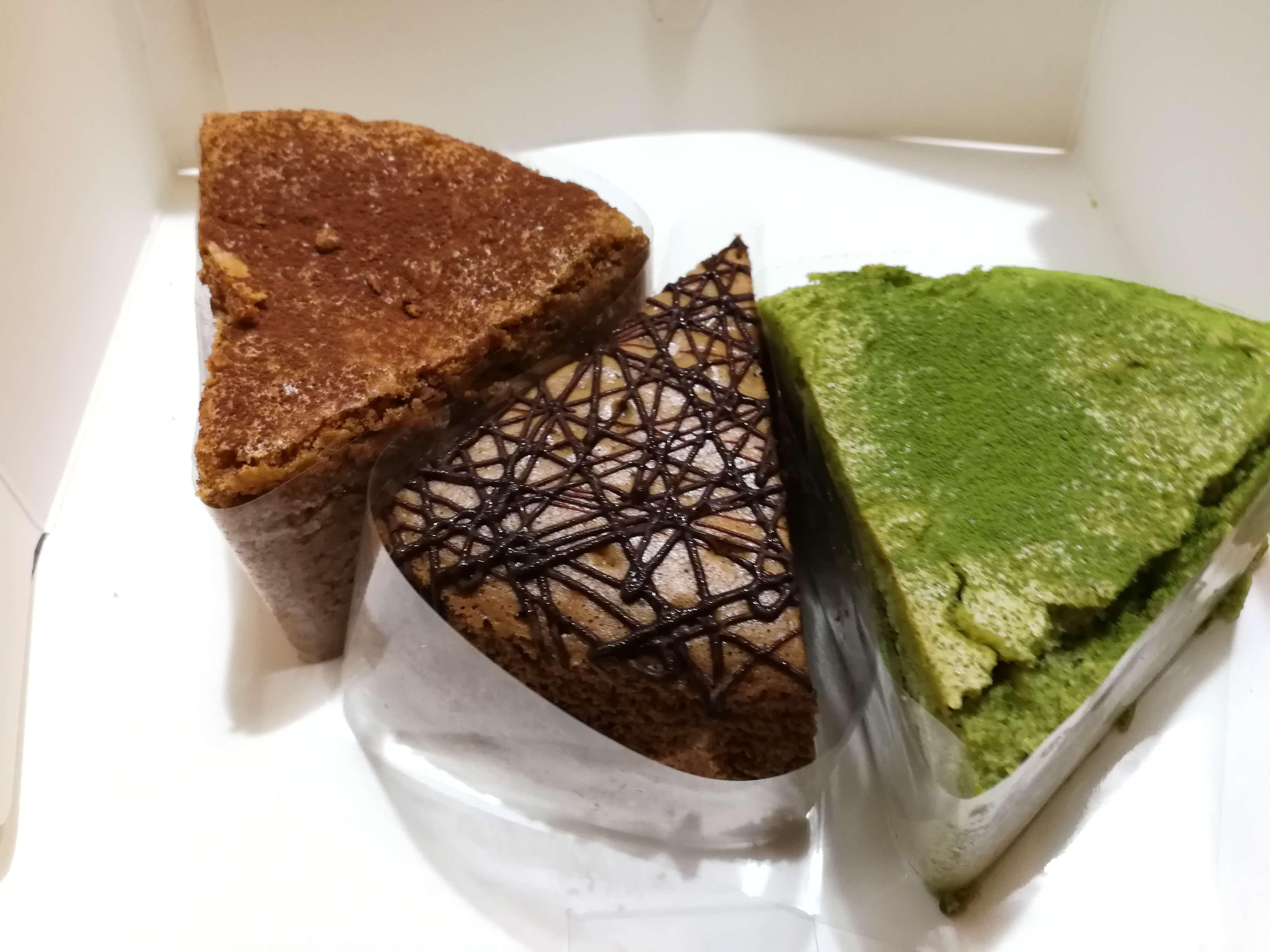 ガリバーくんの焼きたてチーズケーキ|野々市市のあのスフレが進化してる!?ほろほろふんわりで美味しい