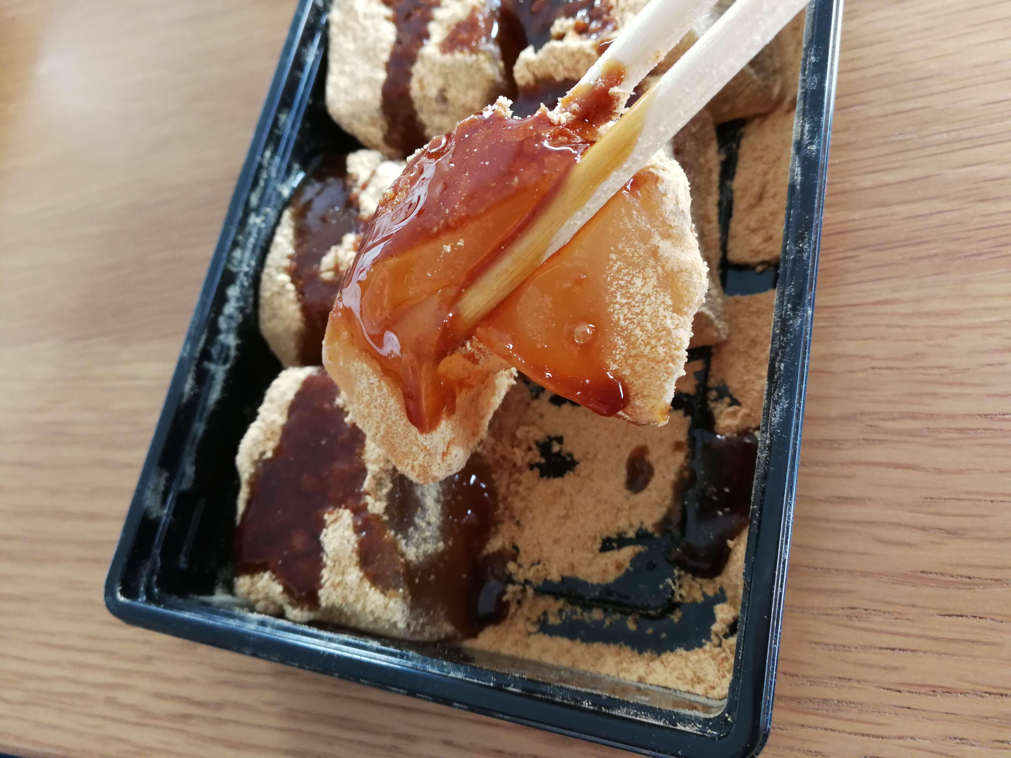 甘味茶屋小梅|金沢市にある生わらび餅のむっちりもちもちの至福なひととき
