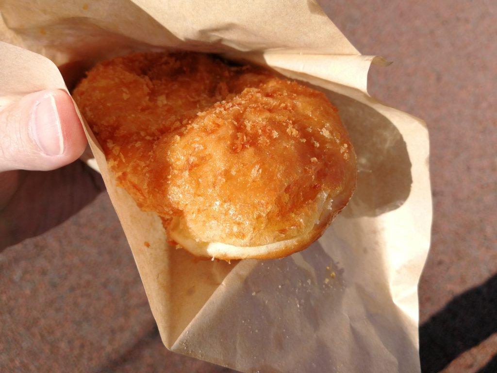 ブランジェタカマツのパン