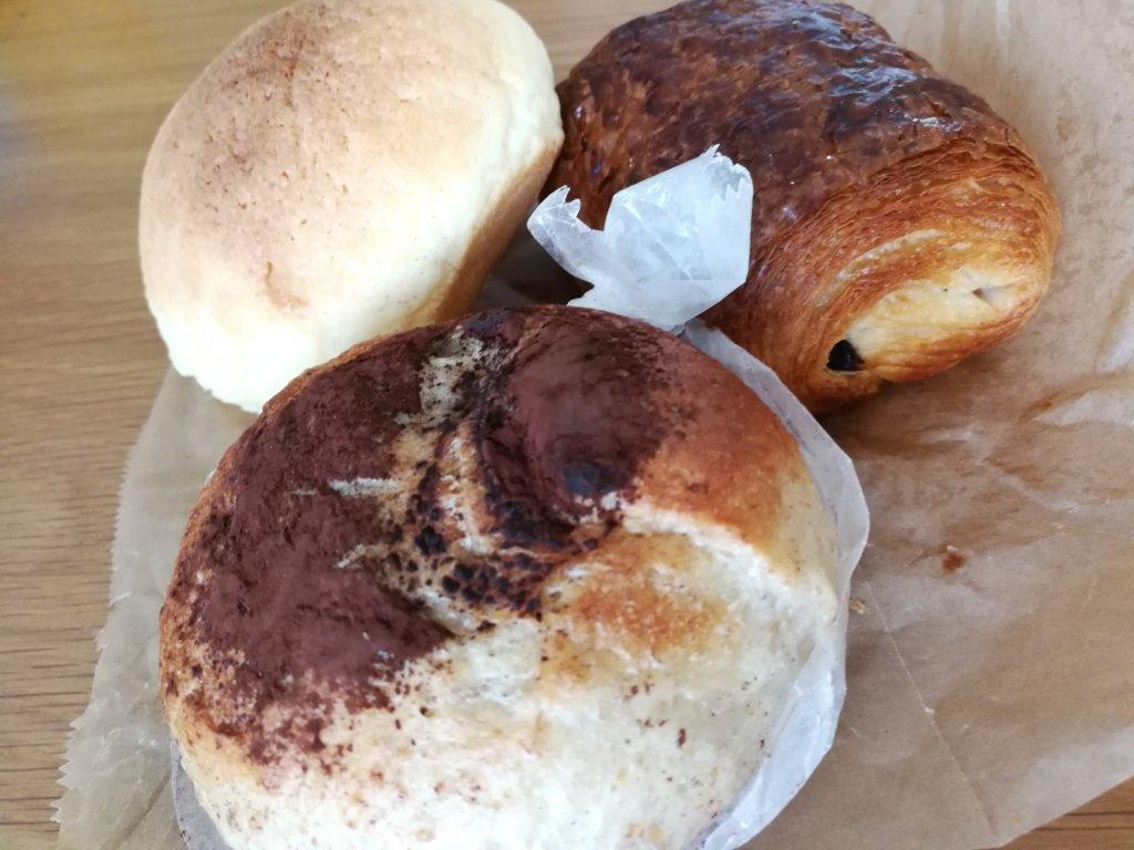 種類が豊富なパン