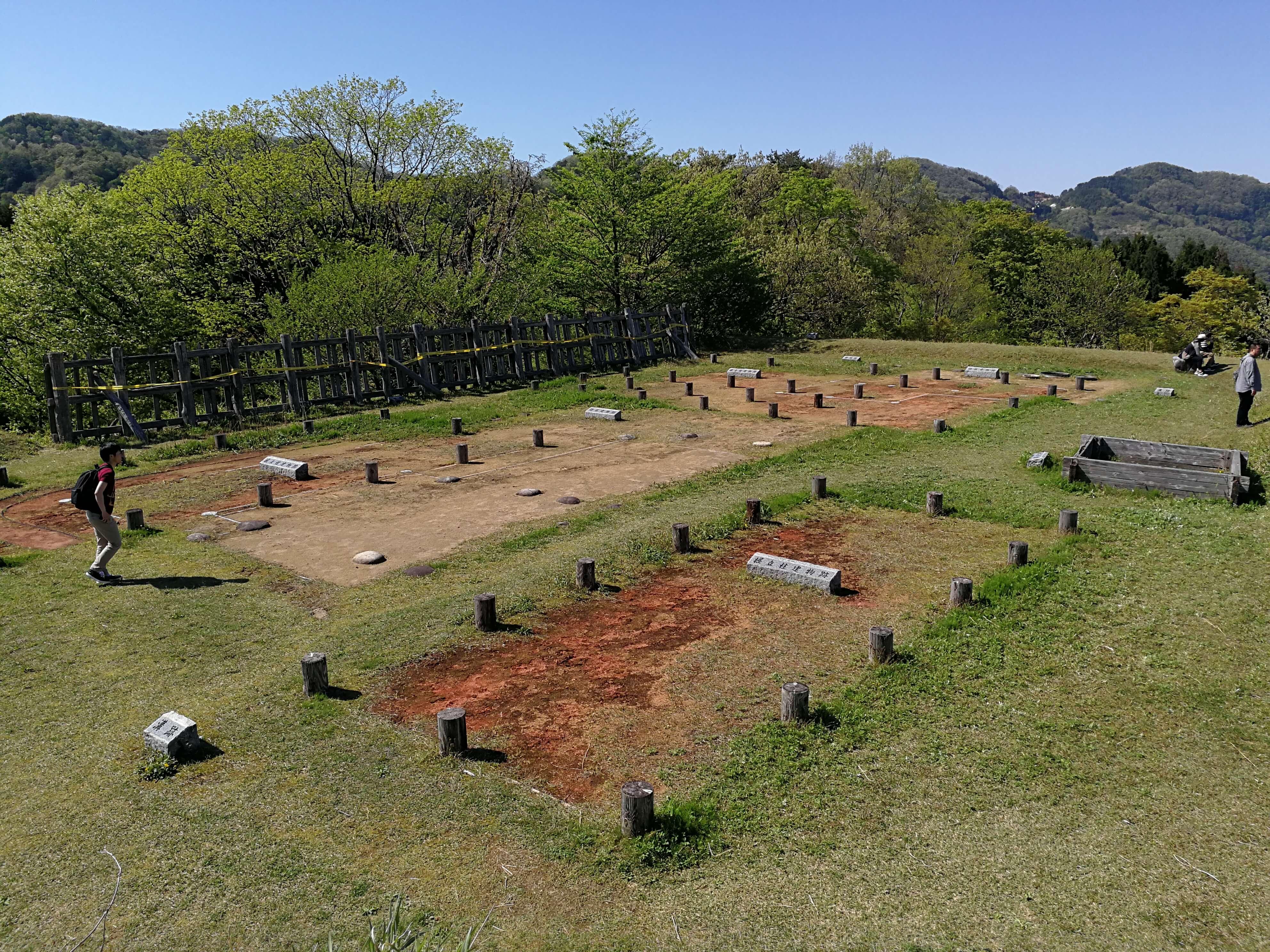 鳥越城跡|白山市で武将柴田勝家によって落城した最後の砦を感じる