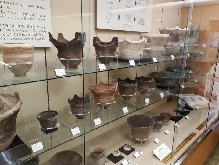 野々市市ふるさと歴史館の史料