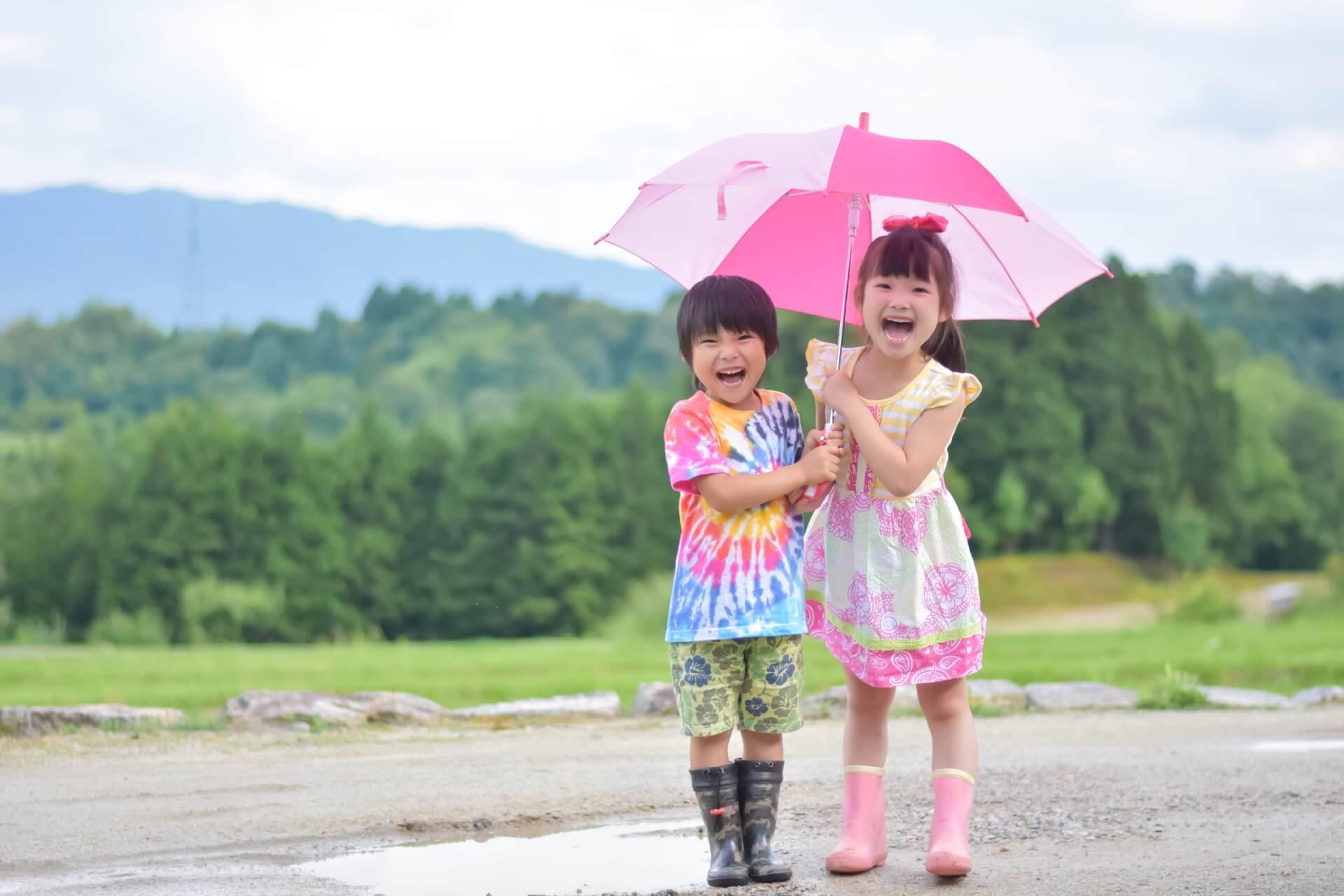 雨でも遊べる屋内施設