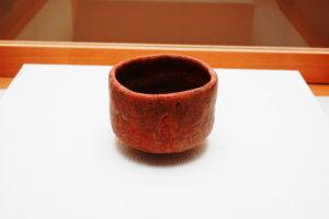 中村記念美術館の茶器