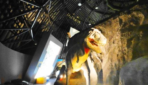 白山恐竜パーク白峰|白山市で子どもと一緒に化石掘り体験ができる博物館
